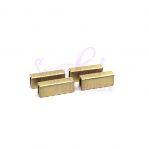 "1"" Strap Ends - Set of 4"