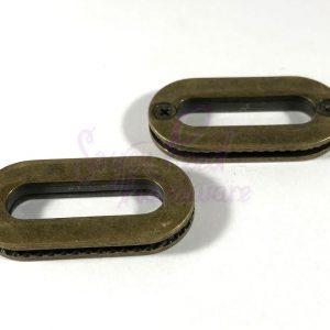 """1"""" Oval Screw-In Grommets - Set of 4"""