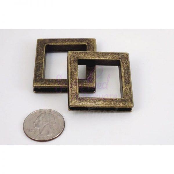 "1"" Square Grommets - Set of 4"