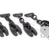 """3 in 1 Strap Connectors for a 1"""" Strap - Set of 4"""