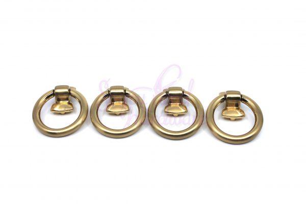 """1"""" Circular Connectors - Set of 4"""
