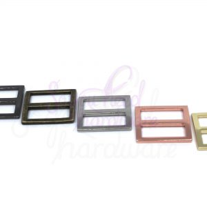 "1"" Square Sliders - Set of 2"