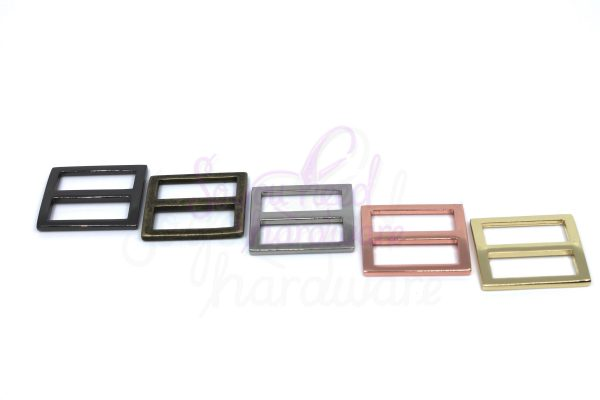 "1"" Square Sliders - Set of 2"