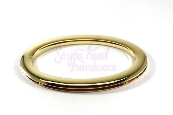 1 Set - Oval Handles