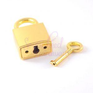 Lock and Key - Set of 2