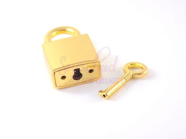 Lock and Key - Set of 2