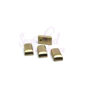 "3/8"" Strap Ends - Set of 4"